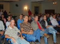 AUDIÊNCIA NA CIDADE DE CONGONHINHAS, DEFINE QUE TREVO DO DEZ SERÁ SINALIZADO NA PRÓXIMA SEMANA.