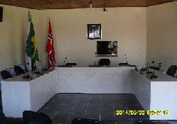 Câmara Municipal adquire balcão e equipamento de som